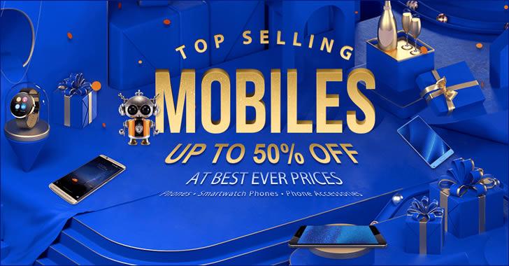 Топ разпродажби на смартфони в GearBest до 9 април