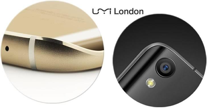 UMI London details