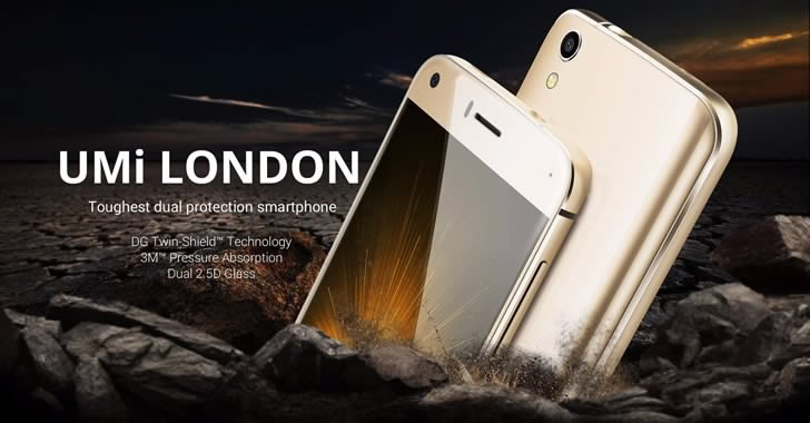 UMI London dual protection