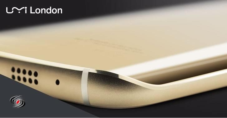UMI London - евтин и красив смартфон с двойна защита на дисплея при удар