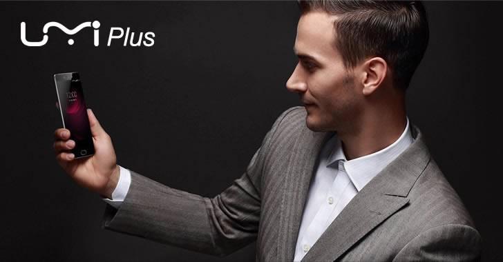 UMI Plus - мощен смартфон с Full HD дисплей, 4GB RAM и голяма батерия