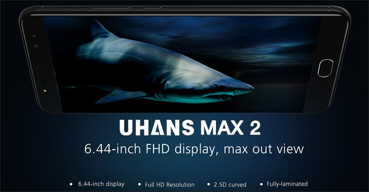 Uhans Max 2 display