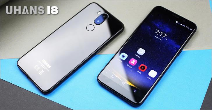Uhans i8 design
