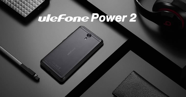 Ulefone Power 2 black