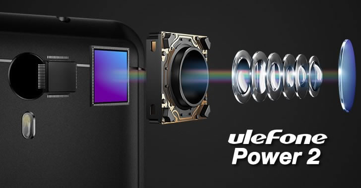 Ulefone Power 2 camera