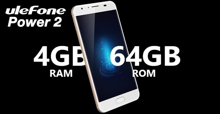 Ulefone Power 2 specifications