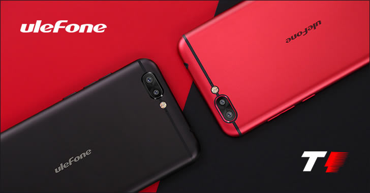 Ulefone T1 colors
