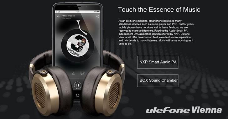 Ulefone Vienna sound