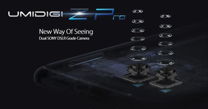 UMIDIGI Z Pro Dual Camera