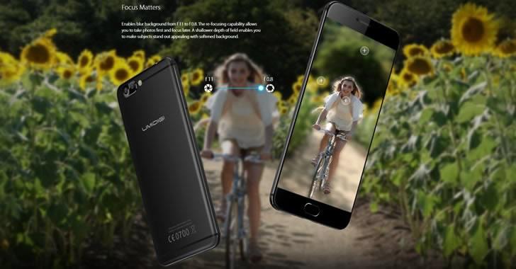 UMIDIGI Z Pro camera focus 1