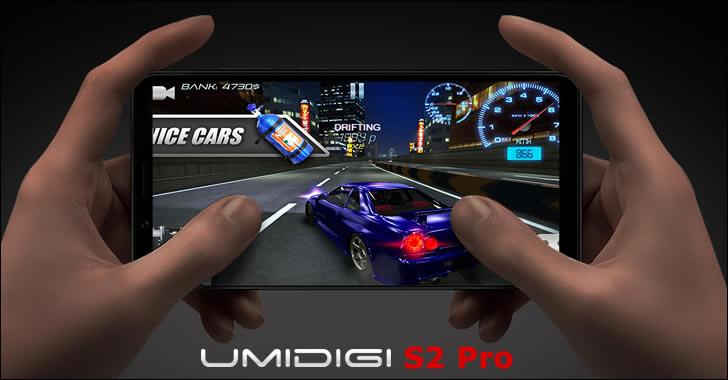 Umidigi S2 Pro game
