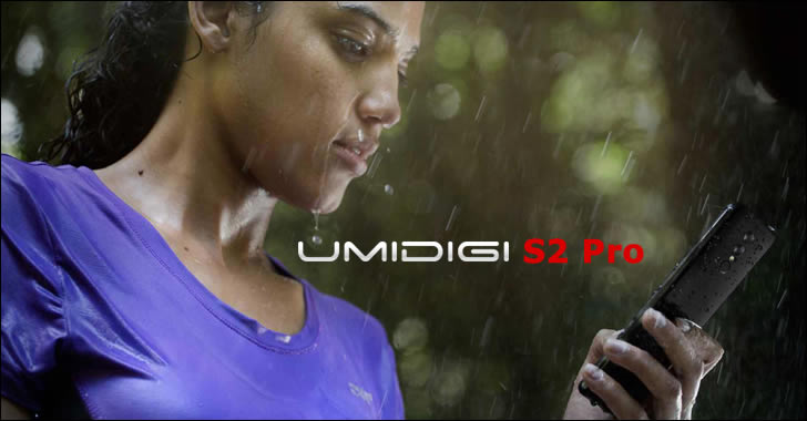Umidigi S2 Pro water r