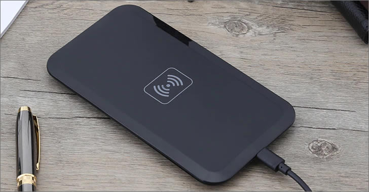 Universal wireless Qi Charger