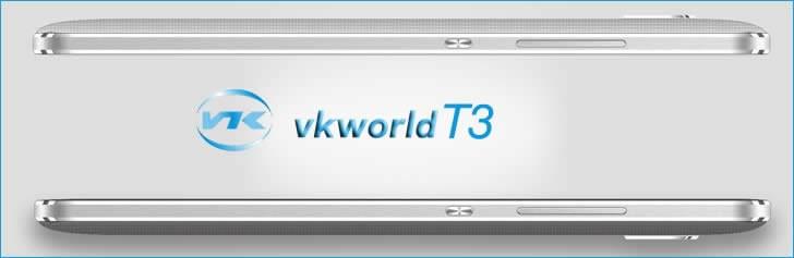 Vkworld T3 frame