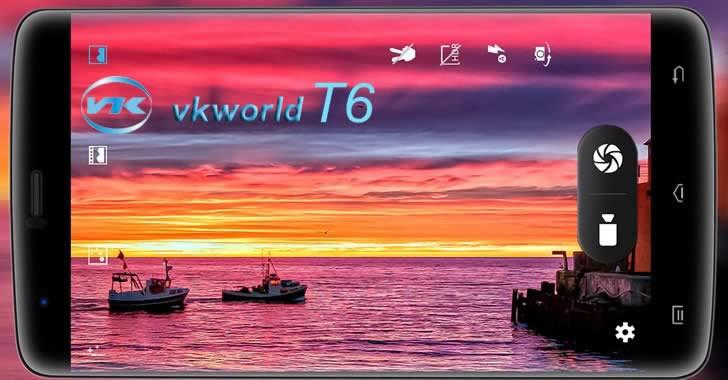 Vkworld T6 camera