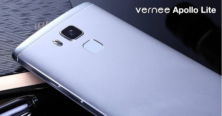 Vernee Apollo Lite Back