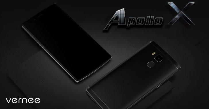 Vernee Apollo X дефинира нов стандарт за среден клас смартфони