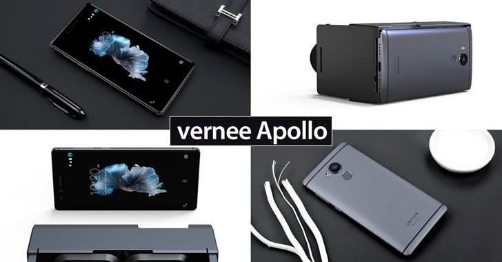 Vernne Apollo deatils