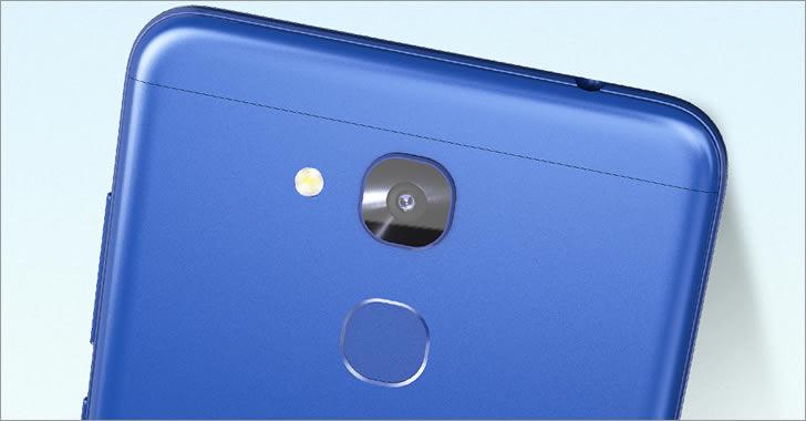 Vernee M5 camera