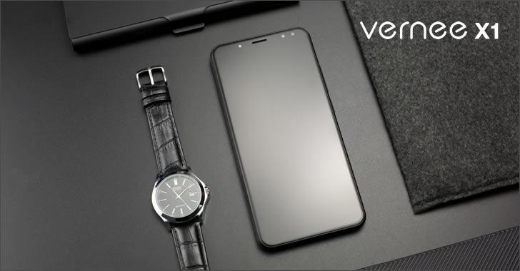Vernee X1