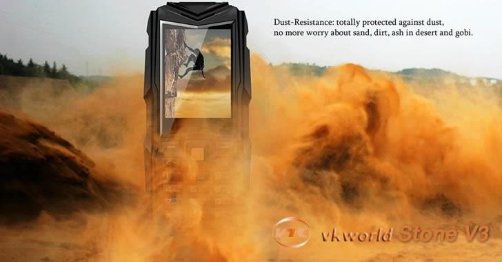 Vkworld Stone V3 dust