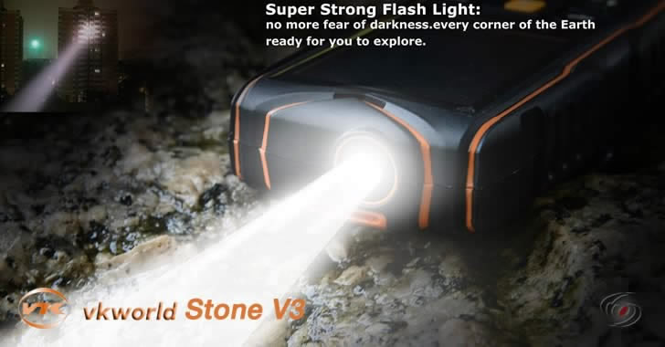 Vkworld Stone V3 light