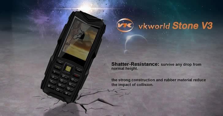 Vkworld Stone V3 shatter resistant