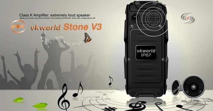 Vkworld Stone V3 Speaker