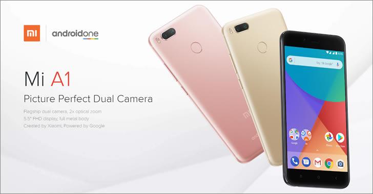 Xiaomi Mi A1 - перфектен смартфон с ниска цена и чист Android