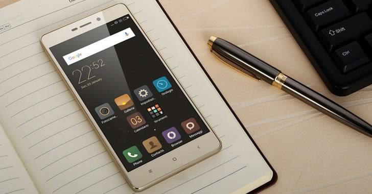 Xiaomi Redmi 3S promo