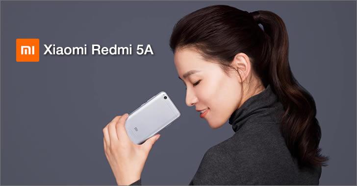 Xiaomi Redmi 5А gray