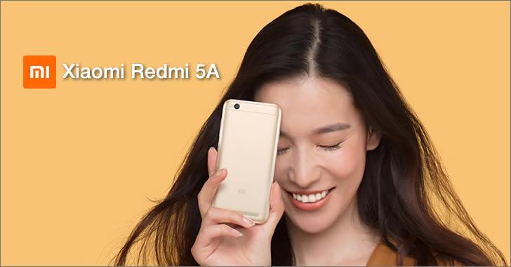 Xiaomi Redmi 5A - евтин 4G смартфон с добра производителност