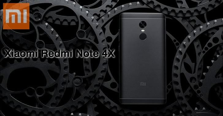 Xiaomi Redmi Note 4X - първият смартфон на компанията за 2017 е с мощен хардуер и метален корпус