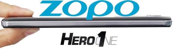 ZOPO Hero 1 width