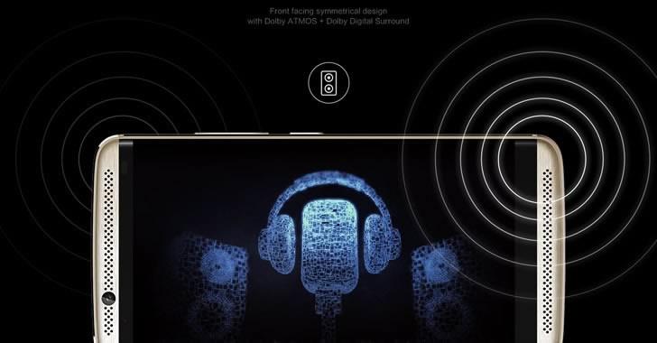 ZTE Axon 7 Dolby Atmos