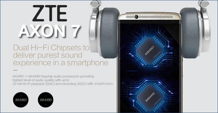 ZTE Axon 7 Dual Hi-Fi