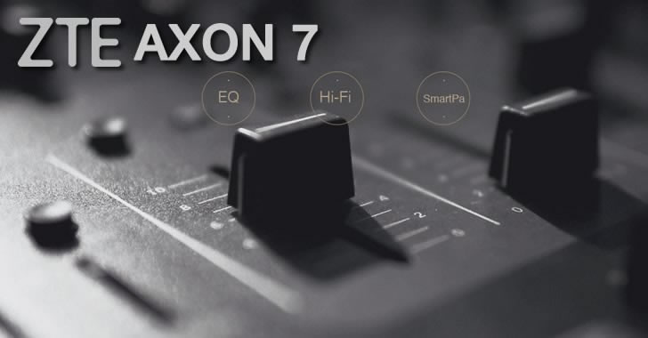 ZTE Axon 7 EQ Hi-Fi