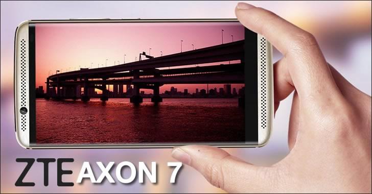 ZTE Axon 7 - топ смартфон за любители на качествения звук