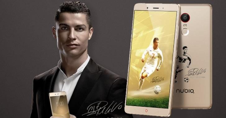 ZTE Nubia Z11 Ronaldo