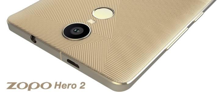 Zopo Hero 2 texture