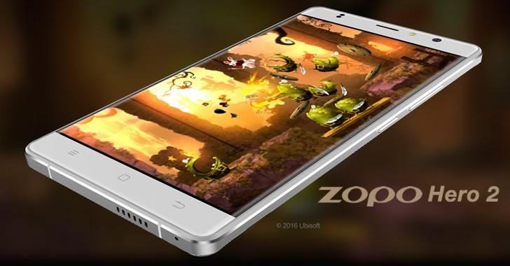 Zopo Hero 2 - бюджетен 4G смартфон с метална рамка и интересен корпус