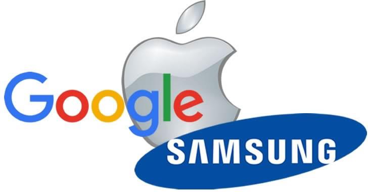 Най-скъпите брандове - Apple, Google и Samsung