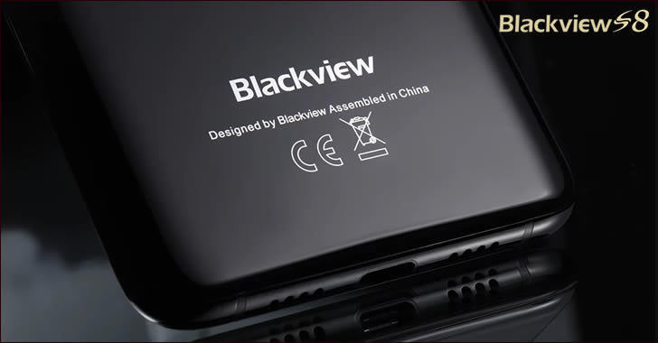 Blackview S8 USB Type-C