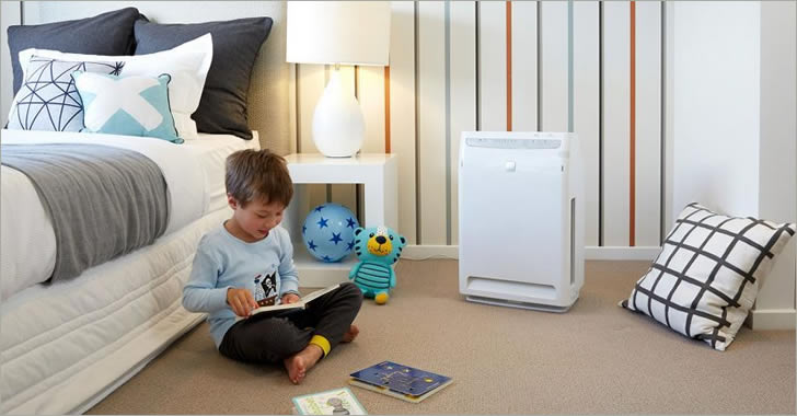 Daikin air purifier MC70L