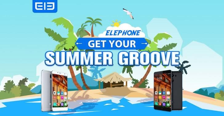 Elelphone смартфони от висок клас с намалени цени - P9000 и S3