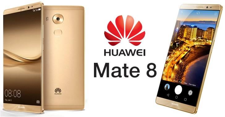 Huawei Mate 8 - много бърз, много як, много голям 6-инчов смартфон