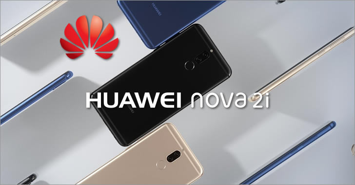 Huawei Nova 2i colors