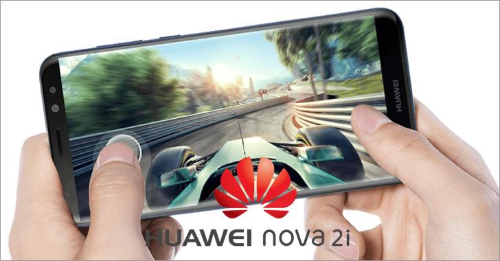 Huawei Nova 2i game