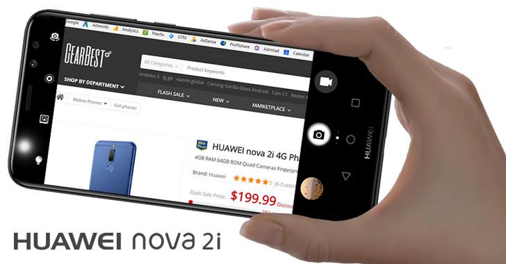Huawei Nova 2i Gearbest