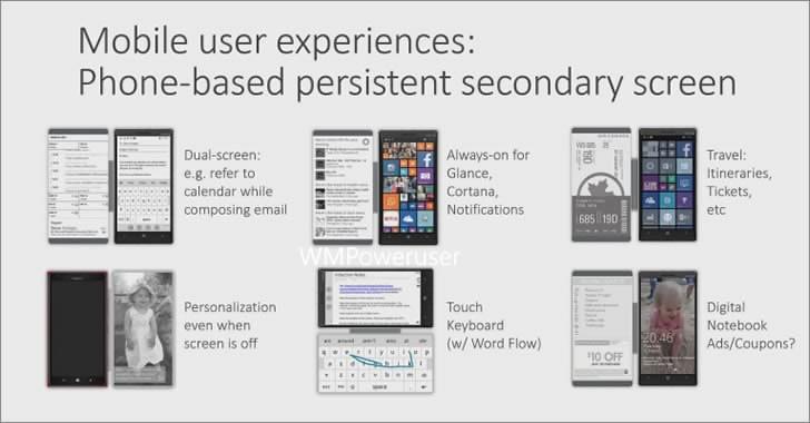 Microsoft подготвя калъф с вграден E Ink екран за смартфони